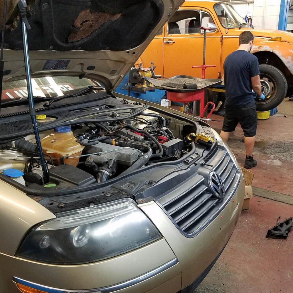 Volkswagen-Modern Repair - Import Specialties Columbia, SC