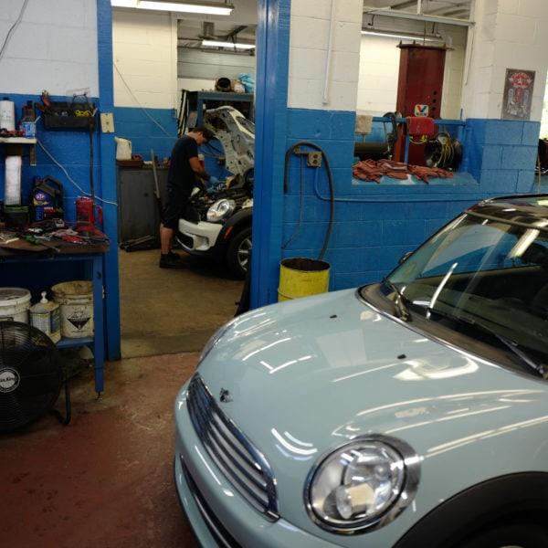 2013 Mini Cooper Replace oil temp sensor Import Specialties of Columbia