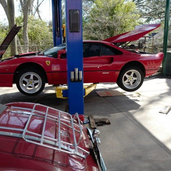 1983 Ferrari 308 Import Specialties of Columbia